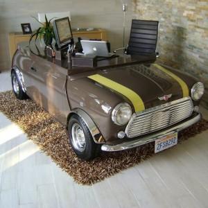 Mini auto bureau