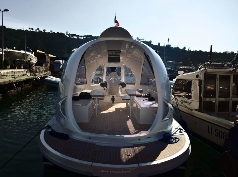 jatcapsule design yacht