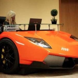 auto bureau Lamborghini