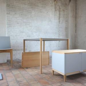meuble de bureau aimant