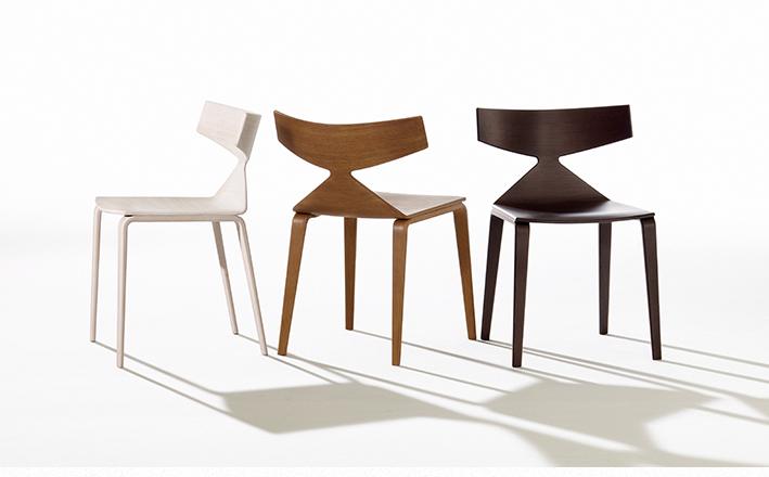 Chaises Design Italien Saya