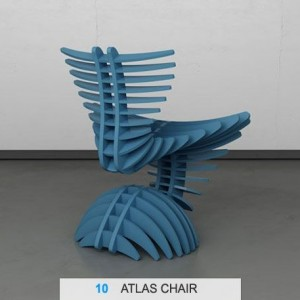 chaise Atlas
