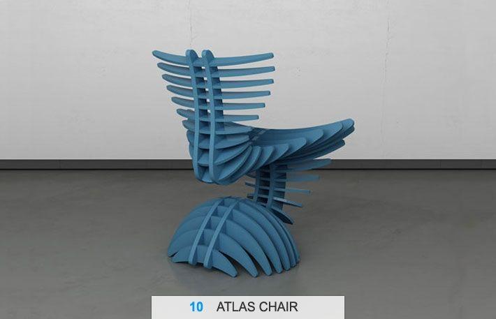 Les Chaises De Bureau Design Plus Etonnantes Et Originales