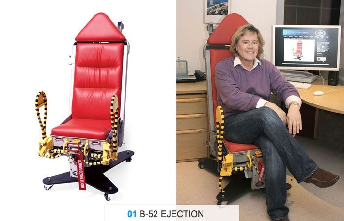 chaise Ejection