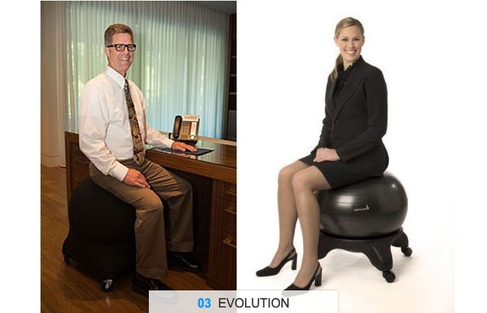 chaise Evolution