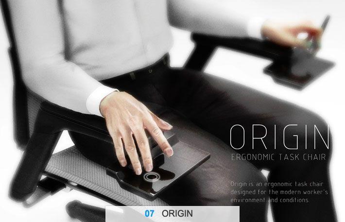 chaise Origin
