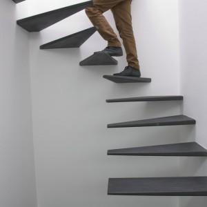 escalier design minimaliste