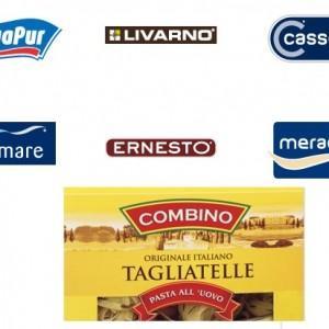 marques pseudo italiennes du Lidl