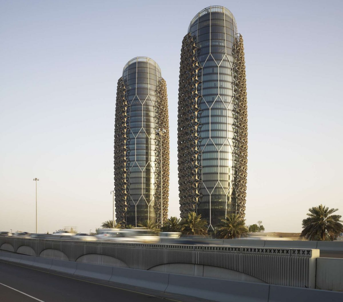 bureux al-bahr-towers-abu-dhabi