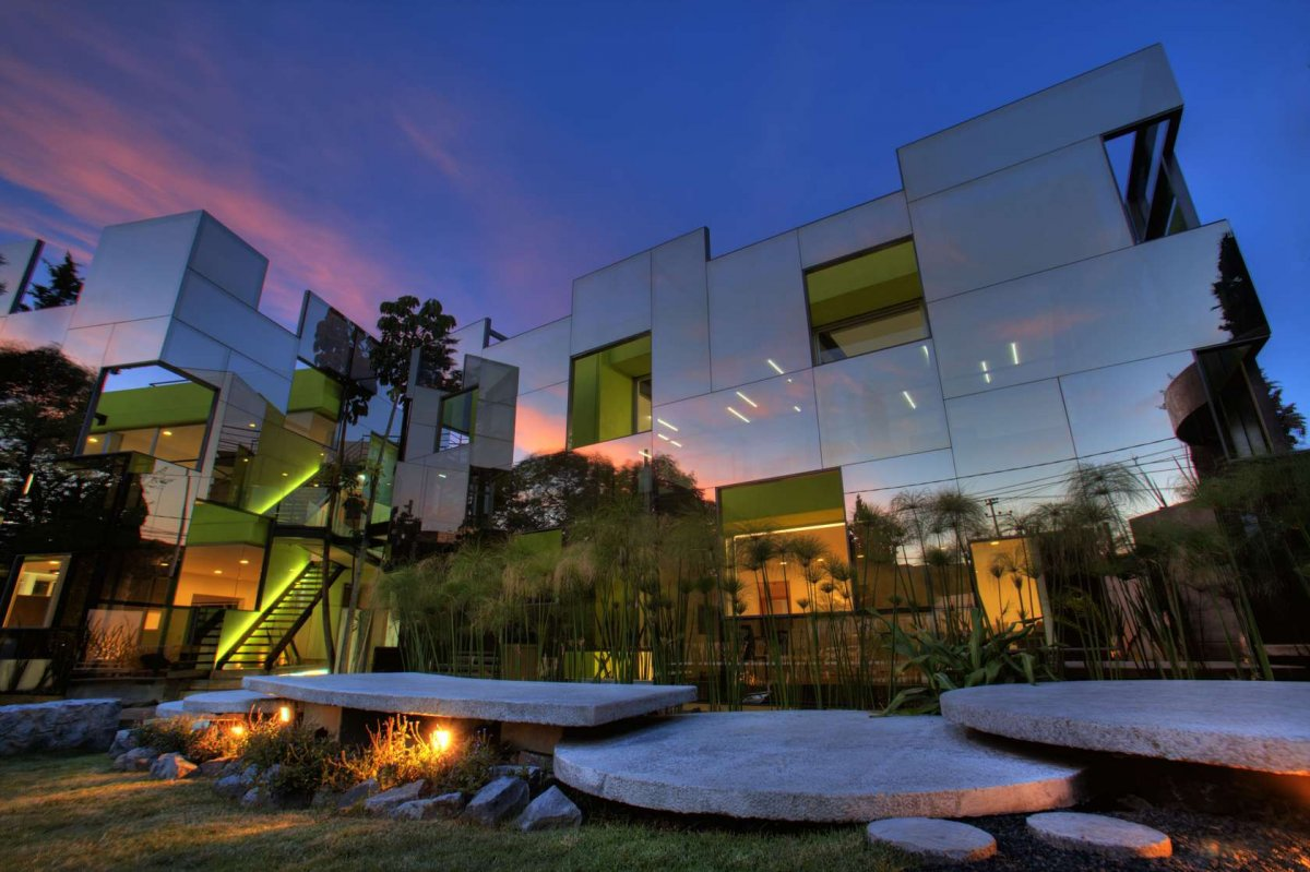 copropriété trevox-223-mexico-craft-arquitectos