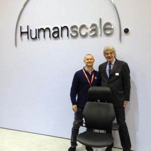 Humanscale stand
