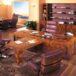 bureaux direction de luxe